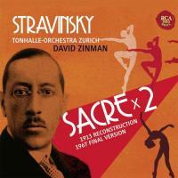Stravinsky: Le Sacre Du Printemps (2CD)