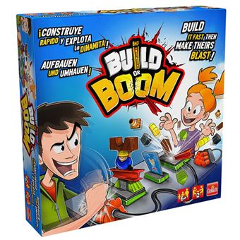 Build or Boom - Goliath