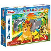 Puzzle Maxi Lion Guard - 24 Peças - Clementoni