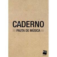 Caderno Pauta de Música