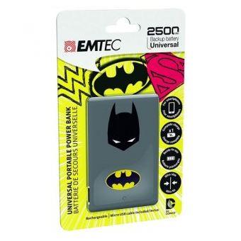 Power Bank EMTEC 2500 DC COMICS /6