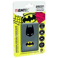 Power Bank EMTEC 2500 DC COMICS /6