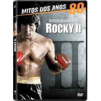 Rocky II - Mitos Anos 80 - DVD