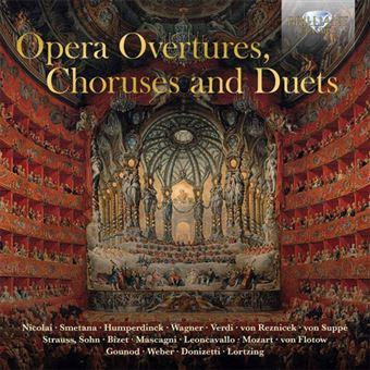 Opera Overtures, Choruses and Duets - 3CD