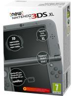 Consola New Nintendo 3DS XL Preto Metálico