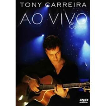 Tony Carreira Ao vivo no Coliseu (2005)