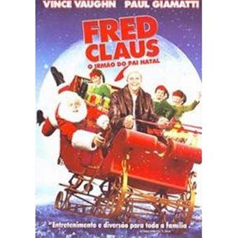Fred Claus: O Irmão do Pai Natal - Blu-ray