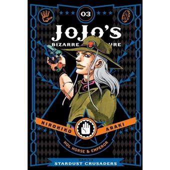 JoJo's Bizarre Adventure - Part 3: Stardust Crusaders - Book 3