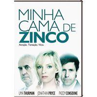 A Minha Cama de Zinco - DVD