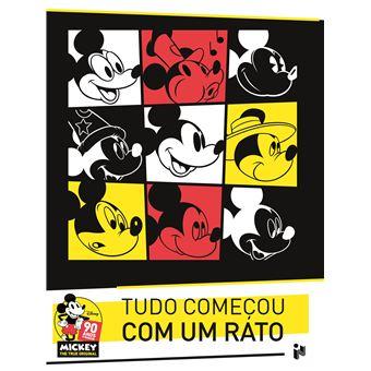Mickey: Tudo começou com um Rato