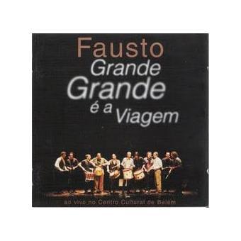 Grande, Grande é a Viagem | Ao vivo no Centro Cultural de Belém (2CD)