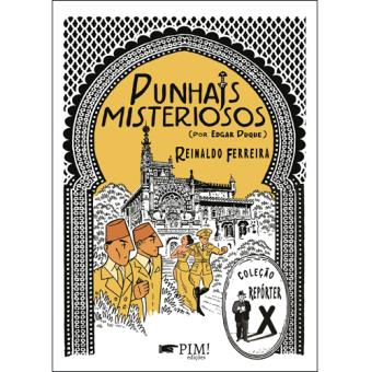 Punhais Misteriosos (Por Edgar Duque)