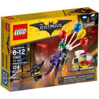 The LEGO Batman Movie 70900 A Fuga de Balão do Joker