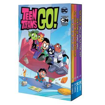 Teen titans go! boxset