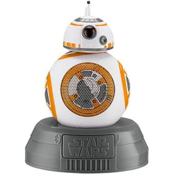 Coluna Bluetooth eKids Star Wars BB-8
