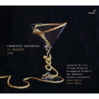 Gasparini   Il Bajazet (3CD)