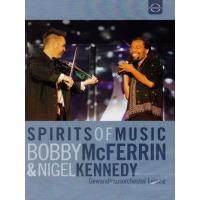 Spirits of Music | Bobby McFerrin & Nigel Kennedy (2DVD)