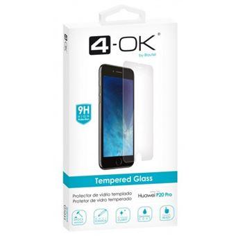 Película Ecrã Vidro Temperado 4-OK para Huawei P20 Pro