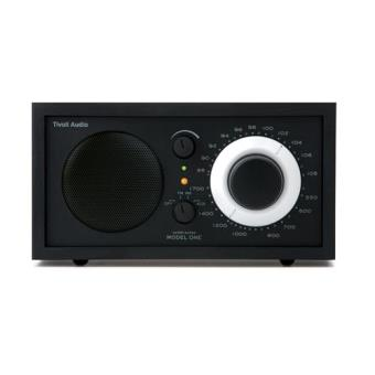 Tivoli Audio Radio Estéreo Model One (Black Ash/Black Silver)