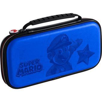 Bolsa de Viagem BigBen Super Mario para Nintendo Switch - Azul