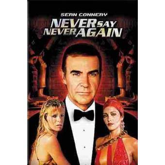 Nunca Mais Digas Nunca - DVD IMP