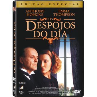Os Despojos do Dia (DVD)