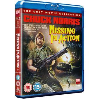 Missing In Action - Blu-ray Importação