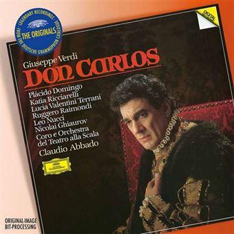 Don Carlos - CD