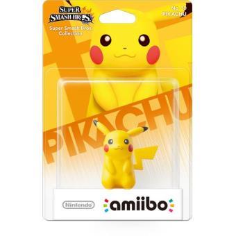 Amiibo Smash - Figura Pokémon Pikachu