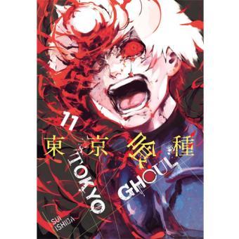 Tokyo Ghoul - Book 11