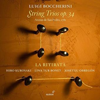 Boccherini: String Trios Op. 34 (2CD)