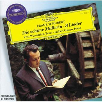 Schubert: Die schöne Müllerin - CD