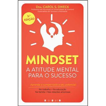 Mindset: A Atitude Mental Para o Sucesso