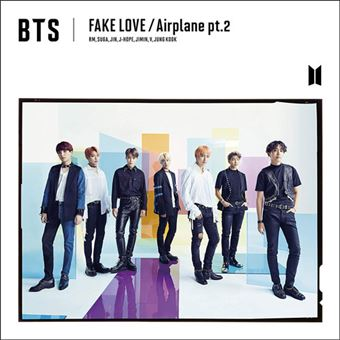 Bird | Fake Love | Airplane Pt. 2 - CD + DVD