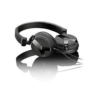 AKG Auscultadores K518 DJ (Preto)