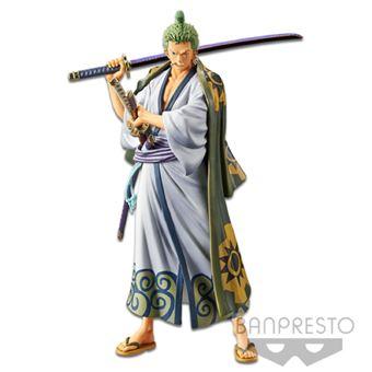 Figura One Piece: Zoro Wano Kuni