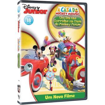 A Casa do Mickey Mouse: Um Dia nas Corridas na Casa do Mickey Mouse