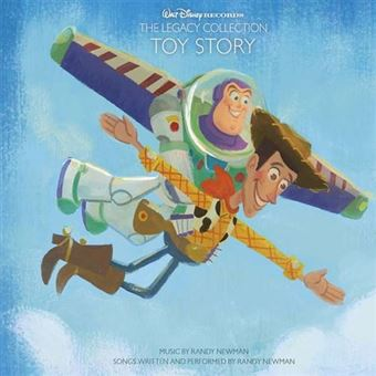 BSO Toy Story - The Legacy Collection - 2CD