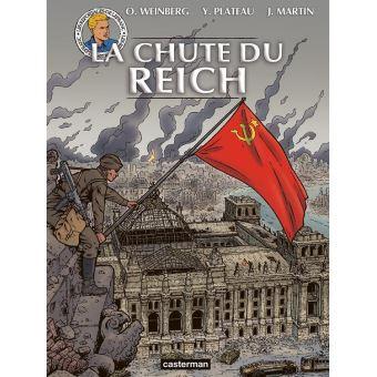 Les reportages de Lefranc - La chute du Reich