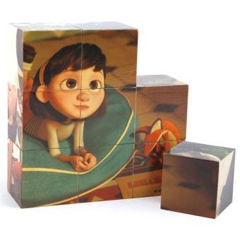 O Principezinho Cubos (9 Peças)