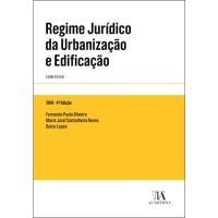 Regime Jurídico da Urbanização e Edificação  - Comentado