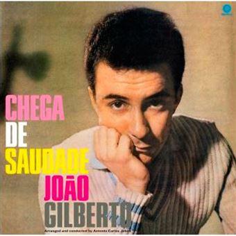 Chega de Saudade + 8 Bonus Tracks - LP 180gr Vinil 12''