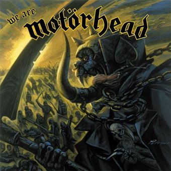 We Are Motörhead - LP