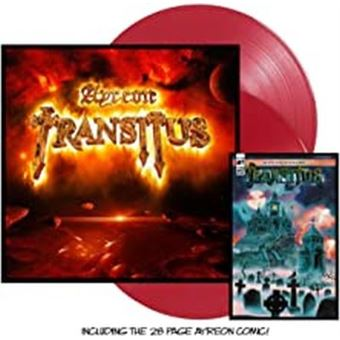 Transitus - 2LP Red Vinil 12''