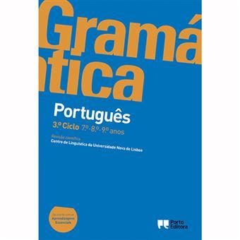 Gramática de Português 3º Ciclo