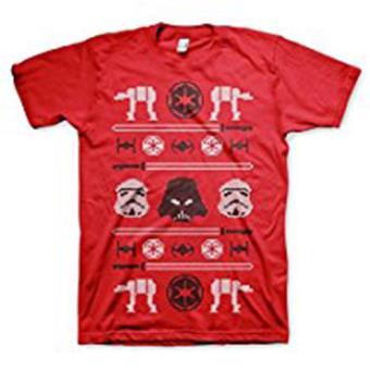 Star Wars - AT - T-Shirt AT X-Mas (L)