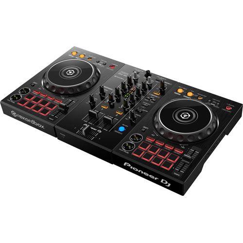 PIONEER DJ - Controlador DDJ-400 Rekordbox Pioneer