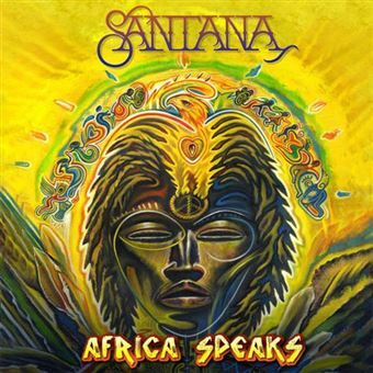 Africa Speaks - CD