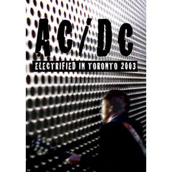 ELECTRIFIED IN TORONTO 2003 (DVD)
