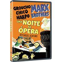 Uma Noite na Ópera - DVD